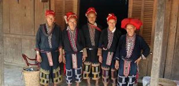 One day trek: Suoi Ho - Ma Tra - Ta Phin