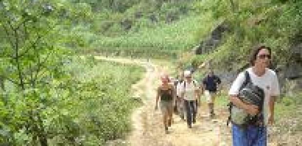 Hiking: Giang Ta Chai - Seo Trung Ho - Ban Ho